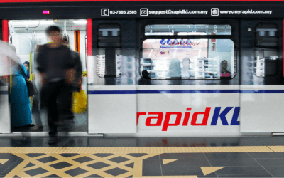 Expose Your Brand to Over 690,000 LRT & MRT Passengers!